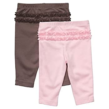 Set A Shopping Price Drop Alert For Carter's 2 Pack Essential Ruffle Pants