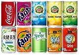 【コカコーラ社商品以外同梱不可】選べるお好きなコカコーラ製品 160ml缶選り取り ケース販売 買えば買うほど お得!! (カナダドライクラブソーダ160ml缶, 1ケース)