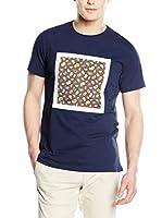 RODA Camiseta Manga Corta (Azul)