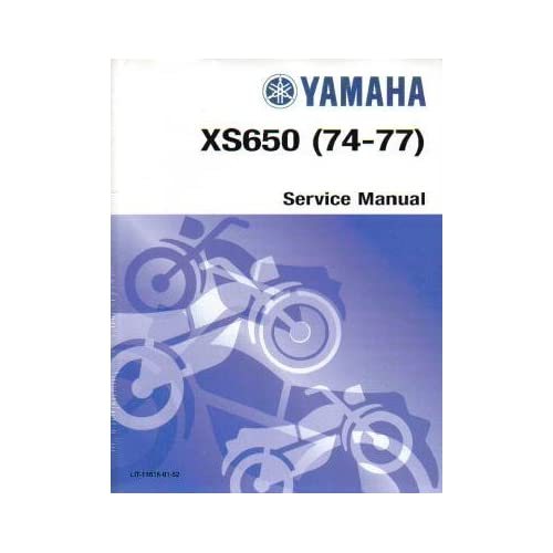 Contents contributed and discussions participated by denise johnson yamaha xs650 service manual pdf fandeluxe Images