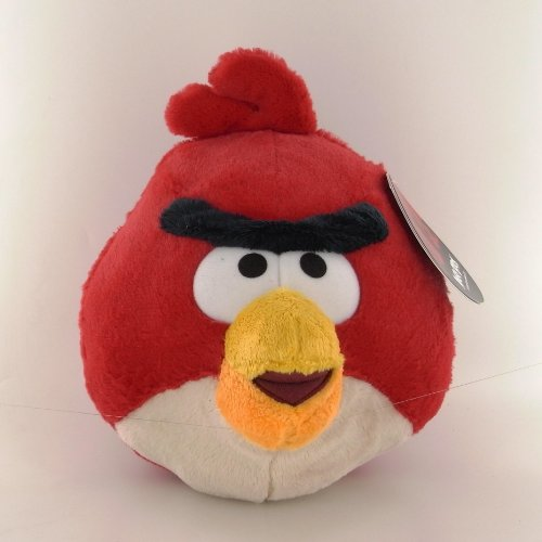 Angry Birds Plüsch Red Bird 20 cm