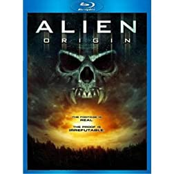 Alien Origin [Blu-ray]