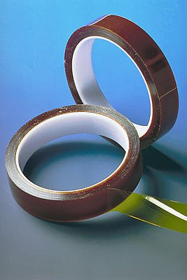 Tapecase 92 6In X 36Yd Amber Electrical Tape (1 Roll)