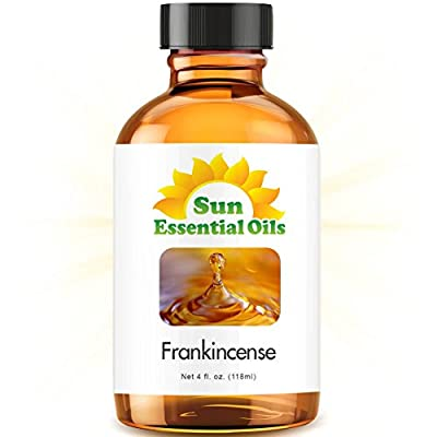 Best Frankincense Oil - 100% Pure Frankincense Essential Oil