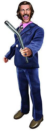 Anchorman Battle Ready Brian Fantana 8-Inch Action Figure - 1