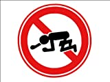 【並行輸入品】カッティングステッカー【泥酔禁止】(挫折禁止/落ち込み禁止/後悔禁止など)ステッカーデカール転写ステッカー