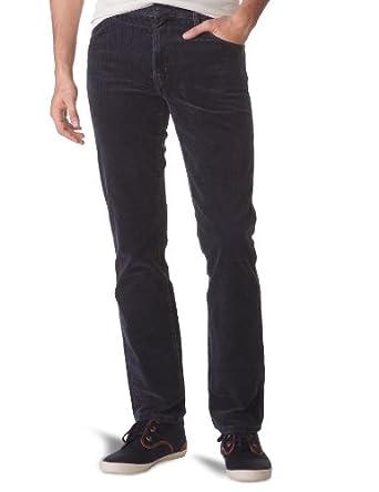 Wrangler - Texas - Jeans - Droit/Regular - De Couleur - Homme - Grey Lake - FR : W30/L32 (Taille fabricant : W30/L32)