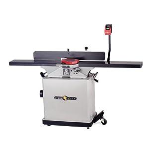 Steel City Tool Works 40640 6-Inch Helical Head Granite Jointer