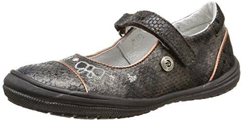 Catimini - Chihuahua, Baby Shoes per bambine e ragazze, Nero (Noir (Crt Bronze/Noir Dpf/2597)), 32