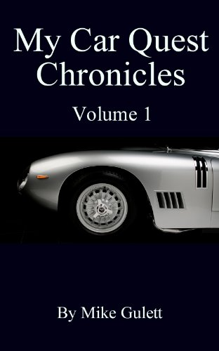 my-car-quest-chronicles-volume-1-english-edition