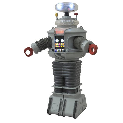 Robot From Lost In Space front-43905