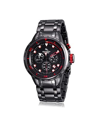 Strumento Marino Men's Black/Red SM109MB/BK/NR/RS Watch