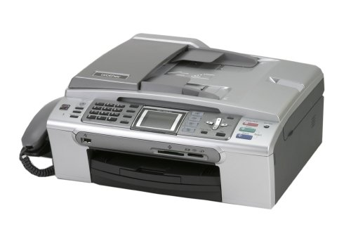 Brother MFC-665CW Photo Color All-in-One Printer with Wireless Networking (Brother Mfc 665cw Ink compare prices)
