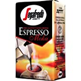 Segafredo Espresso Moka Ground Coffee 88oz 250g X 4