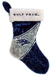 Nevada Wolfpack NCAA Himo Plush Christmas Stocking