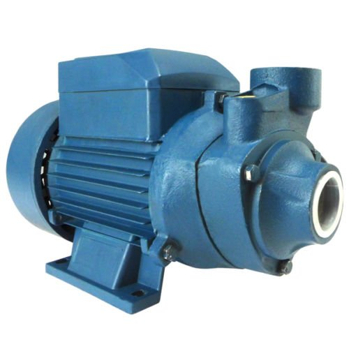 1/2 Hp Electric Water Transfer Pump Clear Water Centrifugal Bio Diesel Pond Pool