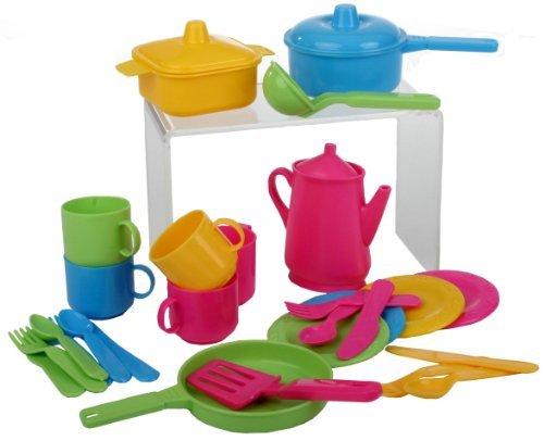 30 pcs set de cuisine pour jeu d enfant la boutique des for Jeu de cuisine pour enfant