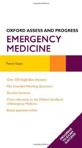 Emergency Medicine (Oxford Assess and Progress)