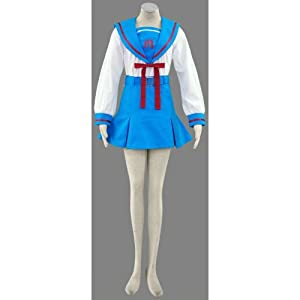 CTMWEB The Melancholy of Haruhi Suzumiya Senior High School F Uniform X-Large