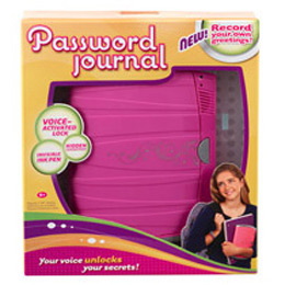 Password Journal 8