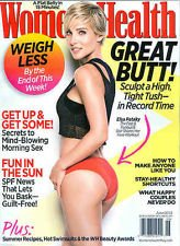 Women's Health June 2013, Elsa Pataky