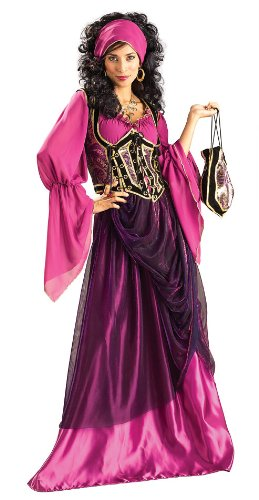 Adult Gypsy or Wench Renaissance Costume - Womens Medium