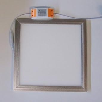 12x12 inches 18w led panel light super bright glare free cool white 5000k. Black Bedroom Furniture Sets. Home Design Ideas