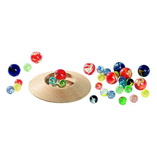 63947 - Murmeltellerspiel mit 31 Murmeln