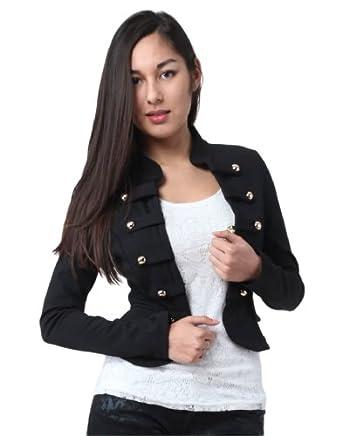 miss coquines veste officier femme vestes v tements et accessoires. Black Bedroom Furniture Sets. Home Design Ideas