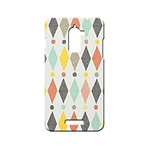 BLUEDIO Designer 3D Printed Back case cover for Coolpad Note 3 Lite - G4805