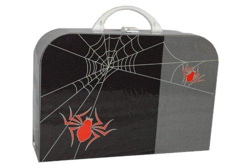 Kinderkoffer Groß Spinne 34 cm Teenie Puppenkoffer