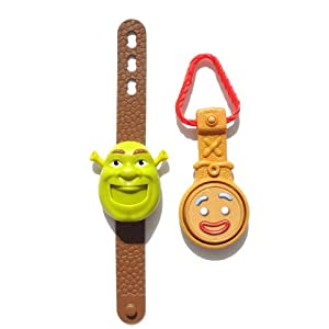 Shrek Watch for Kid and the Ginger Bread Man Watch for Kids