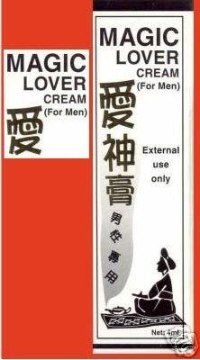 SEXUAL STIMULANT ALL NIGHT LONG- MAGIC Lover Cream