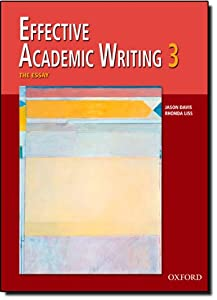 effective academic writing 3 the essay answer key