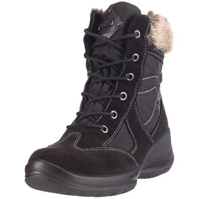 Geox D03Y8P 022FU C9999 Donna Aosta WP, Damen Stiefel, Schwarz (schwarz C9999), EU 39
