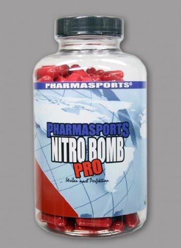 Pharma Sports Nitro Bomb PRO-240Capsule