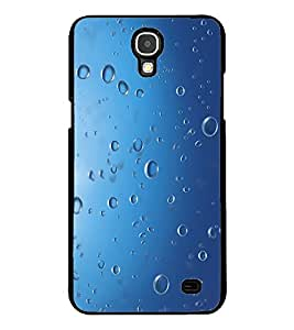 ColourCraft Water Drops Design Back Case Cover for SAMSUNG GALAXY MEGA 2