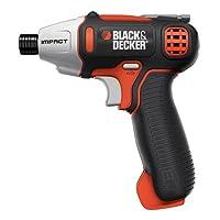 Black & Decker BDCS80I 8V Max Impact Screwdriver from Black & Decker