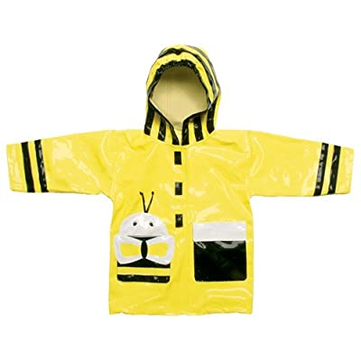 Kidorable Bee Raincoat