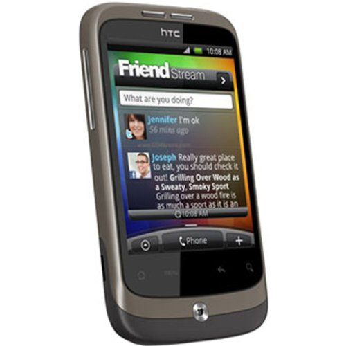 HTC Wildfire A3333 Unlocked Smartphone. International Version with 1 year warranty