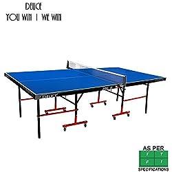 DEUCE 701 IN TABLE TENNIS TABLE