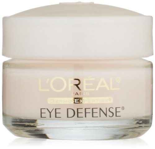 L'Oreal Paris discount duty free L'Oreal Dermo-Expertise Eye Defense, 0.5 Ounce