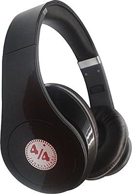4/4 innovations Control Room Standard Headphones - Black