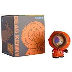South Park: Collectible Dead Kenny Mini Figure by Kidrobot®