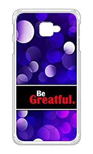 ZAPCASE Printed Back Cover for Samsung Galaxy J7 Prime
