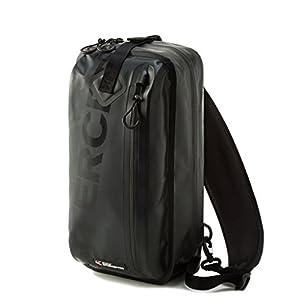 Aosta Interceptor Weatherproof Sling Bag for Camera - Black