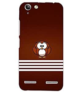 PrintDhaba KIWI D-6497 Back Case Cover for LENOVO VIBE K5 PLUS (Multi-Coloured)