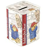 Paddington Tin Money Boxby Rainbow Designs