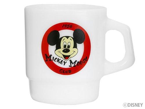 Fire King ファイヤーキング スタッキングマグ ミッキーマウス MICKEY MOUSE マグカップ キャラクターシリーズ ディズニー