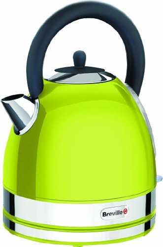 Breville VKJ535 Lime Stainless Steel Traditional Kettle by Breville